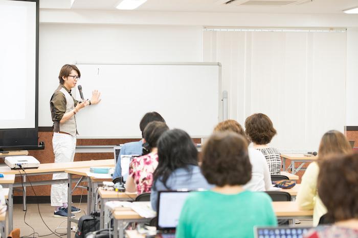 仙道塾の講義