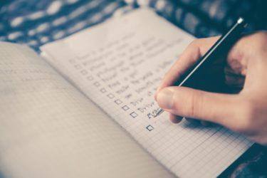 脱サラ前に確認すべき起業前の5つのチェックポイント