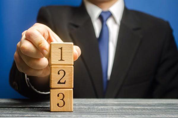 集客できるWEBサイトを構築する3つのステップ