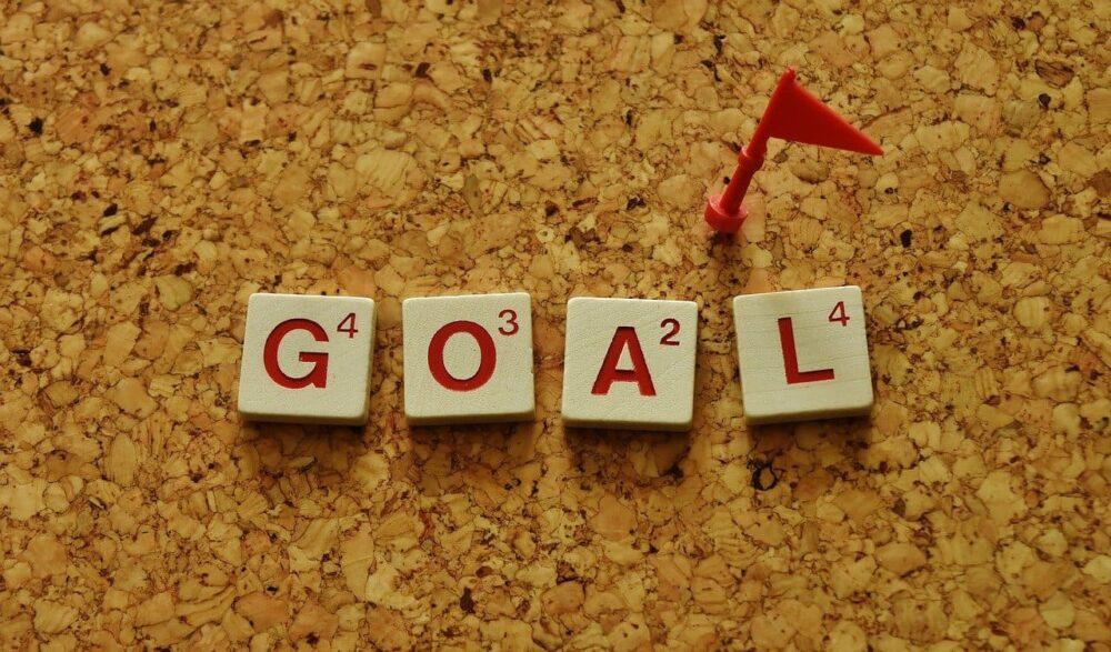 天職の見つけ方|達成したい目標を立てる