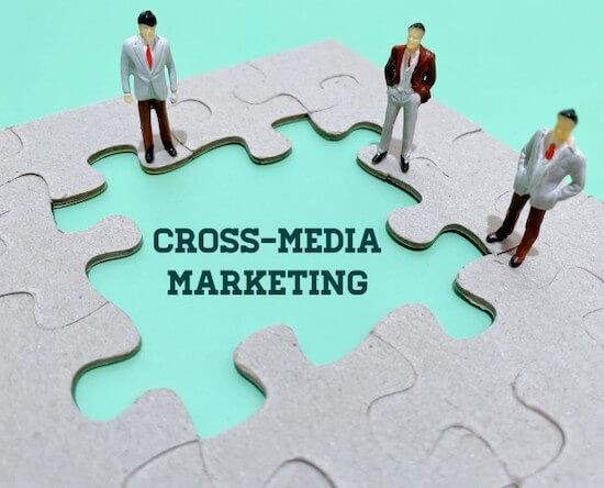 SNS集客はクロスメディアで運用しよう!