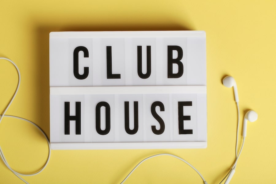 clubhouseとは?